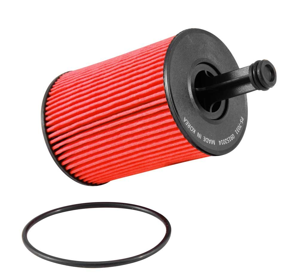 Filtr oleju K&N PS-7031 - GRUBYGARAGE - Sklep Tuningowy